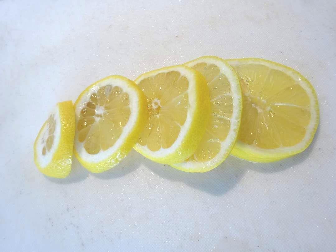 さつまも芋のレモン煮2
