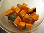 かぼちゃコロッケ作り方1