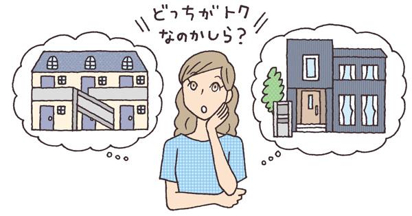 家を建てた方が得な方々にしか家を勧めません
